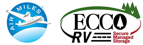 ECCO Recycling Air Miles Rewards Program